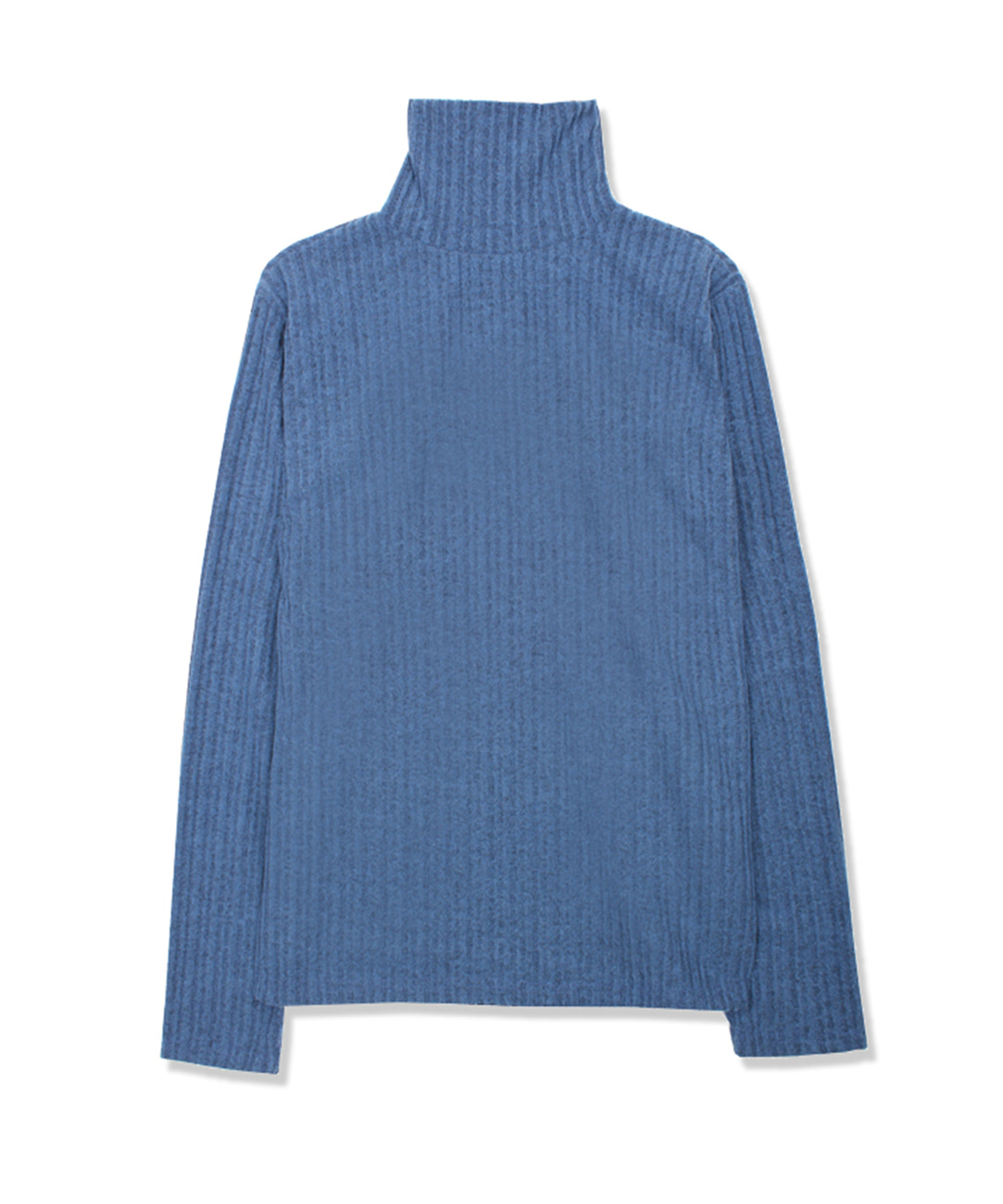 DWS LONG SLEEVE TURTLE NECK(BLUE)